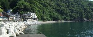 塩坂越海水浴場