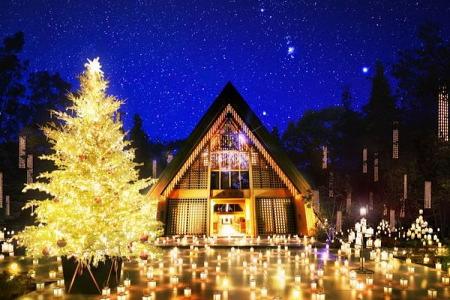 クリスマスタウン軽井沢