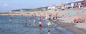 関屋浜海水浴場