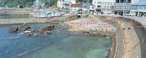 越前・玉川海水浴場