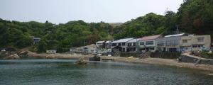 日御碕おわし浜海水浴場