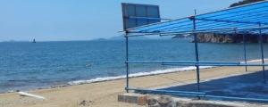 鞆の浦・小室浜海水浴場