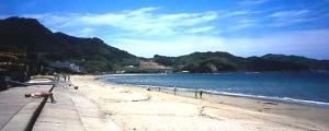 糸島 大原海水浴場