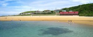 唐津 波戸岬海水浴場