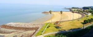 太良町・白浜海水浴場