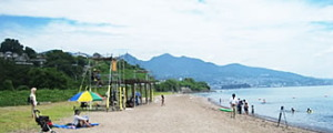 別府 関の江海水浴場