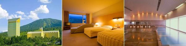 ホテル安比グランド本館&タワー(岩手県・安比高原)