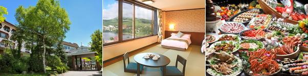 白樺リゾート 池の平ホテル(長野県・白樺湖)