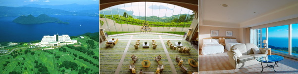 ザ・ウィンザーホテル洞爺リゾート&スパ(北海道・洞爺湖)