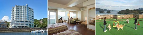 鳥羽わんわんパラダイスホテル(三重県・鳥羽)