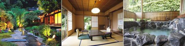 離れ家の宿 古奈別荘(静岡県・中伊豆 伊豆長岡温泉)