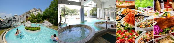 ホテルサンバレー那須(プール)