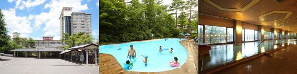 ホテル櫻井(プール)