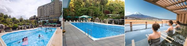 ホテル鐘山苑(プール)