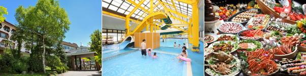 白樺リゾート池の平ホテル(プール)