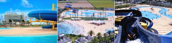 ホテルシーパレスリゾート(プール)