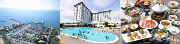 長浜ロイヤルホテル(プール)