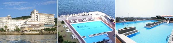 淡路島観光ホテル(プール)