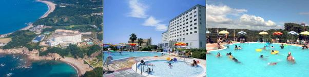 ホテル&リゾーツ 和歌山 南部(プール)