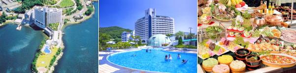 ベイリゾートホテル小豆島 (プール)
