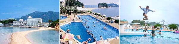 小豆島国際ホテル(プール)