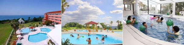 リゾートホテル海辺の果樹園(プール)