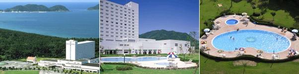 ロイヤルホテル 宗像(プール)