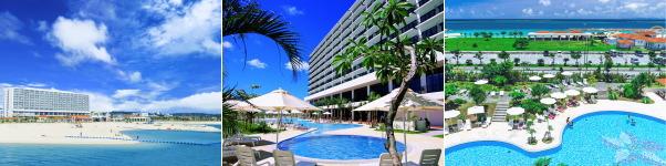 サザンビーチホテル&リゾート沖縄(プール)