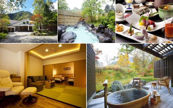 奥日光 森のホテル(露天風呂付き客室)
