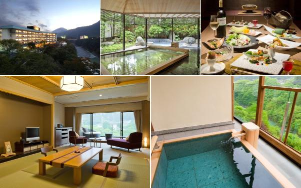 鬼怒川金谷ホテル(露天風呂付き客室)