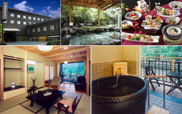 奈良市 春日ホテル(露天風呂付き客室)