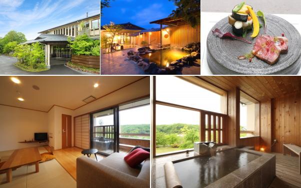 須賀川温泉 おとぎの宿 米屋(露天風呂付き客室)