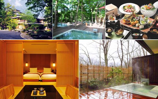 遠刈田温泉 竹泉荘 Mt.ZaoOnsenResort&Spa(露天風呂付き客室)