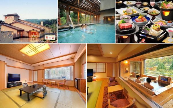 銀山温泉 仙峡の宿 銀山荘(露天風呂付き客室)