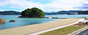 サンオーレそではま海水浴場