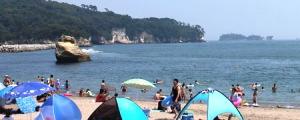 浦戸桂島海水浴場