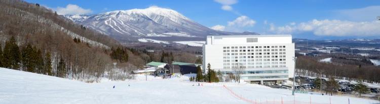 スキー場・ゲレンデ周辺のホテル・宿泊施設
