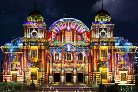 大阪・光の饗宴 OSAKA光のルネサンス