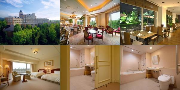 仙台ロイヤルパークホテル(バリアフリーのお部屋ほか)