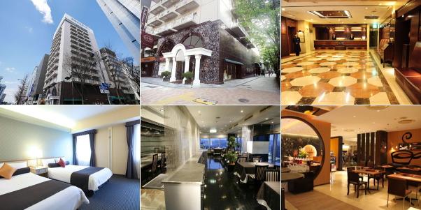 新横浜国際ホテル(バリアフリーのお部屋ほか)