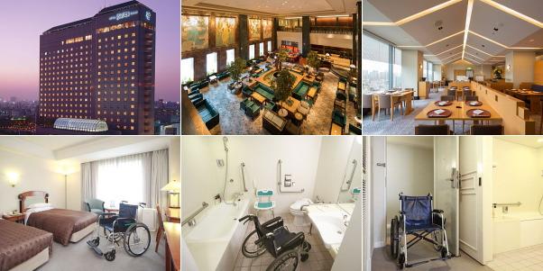ホテル イースト21東京(バリアフリーのお部屋ほか)