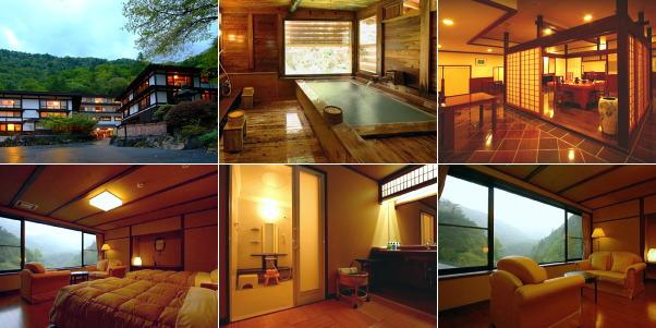 湯元齋藤旅館(バリアフリーのお部屋ほか)