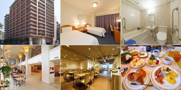 ホテルサンルートソプラ神戸(バリアフリーのお部屋ほか)