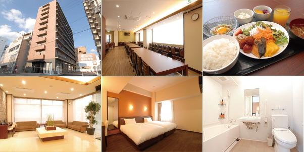 ABホテル奈良(バリアフリーのお部屋ほか)