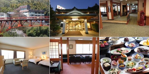 信貴山観光ホテル(バリアフリーのお部屋ほか)