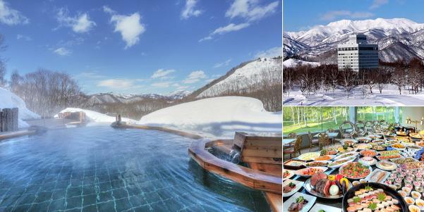 水上高原ホテル200(雪見露天風呂)
