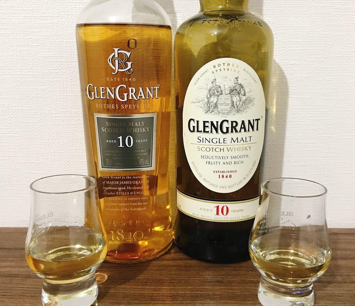 グレングラント10年