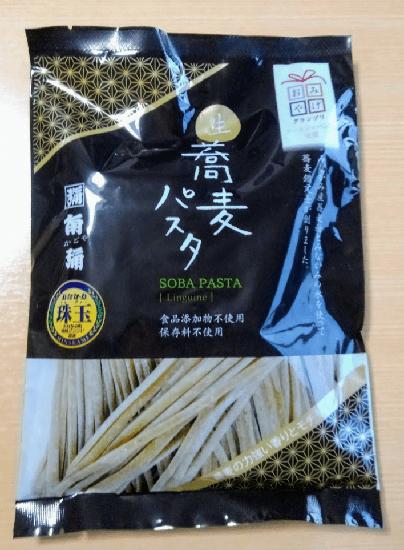 そば処角弥生蕎麦パスタ