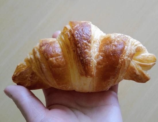 パン工房そよ風 クロワッサン