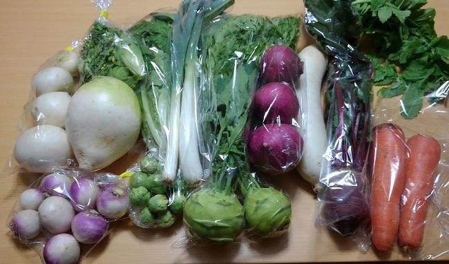 食べチョク 野菜セット